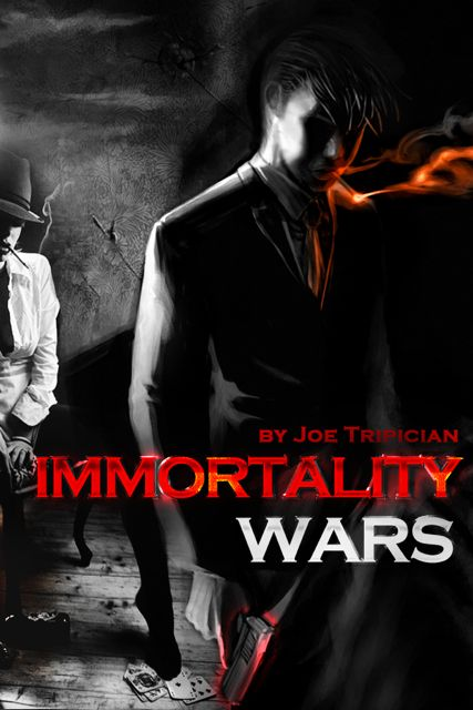 Immortality Wars - front cover