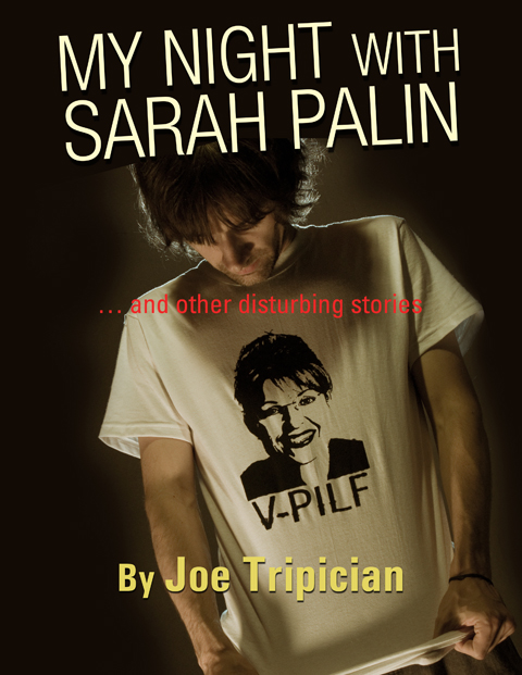 My Night With Sarah Palin - book cover