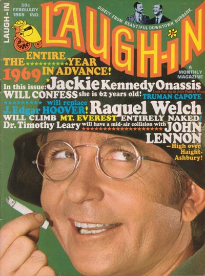 Laugh-In Magazine