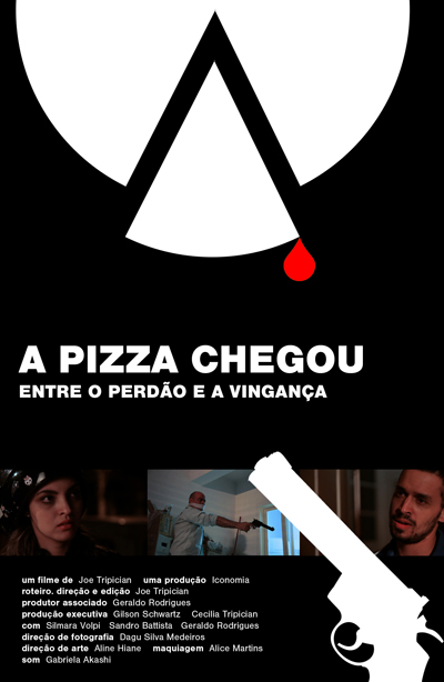 A Pizza Chegou poster