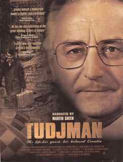 Tudjman poster